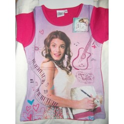 tee shirt été Violetta