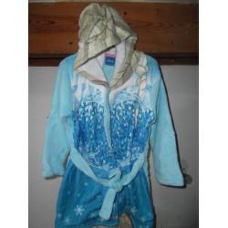 Robe de chambre Elsa et Anna