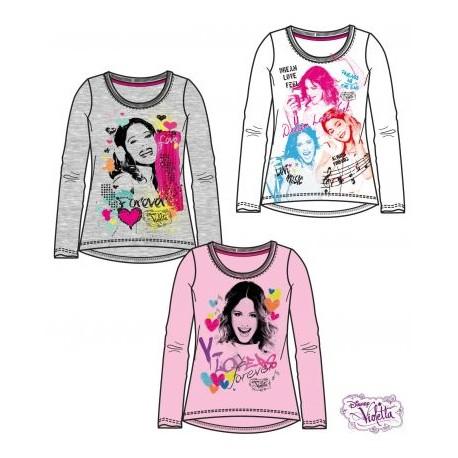tee shirt Violetta