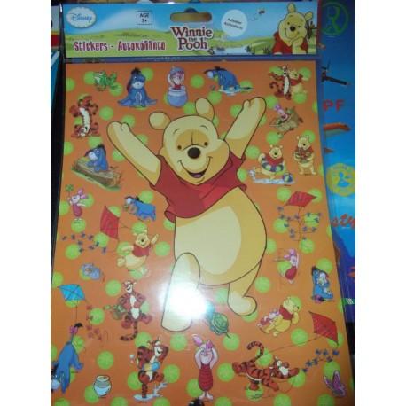 Stickers Winnie l'ourson