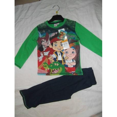 Pyjama jack et les pirates