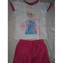 Pyjama pour l'été Elsa .