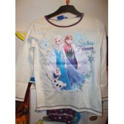 Pyjama La reines des neiges