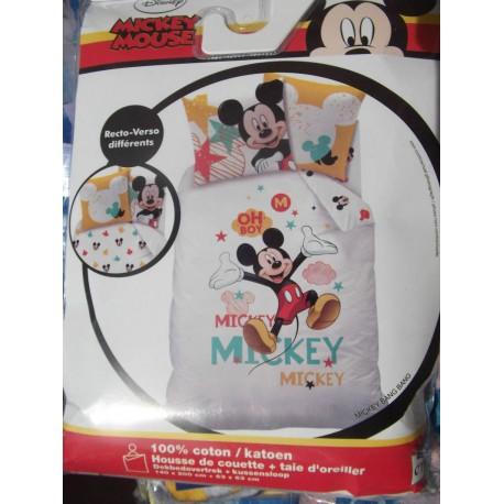 Housse de couette Mickey